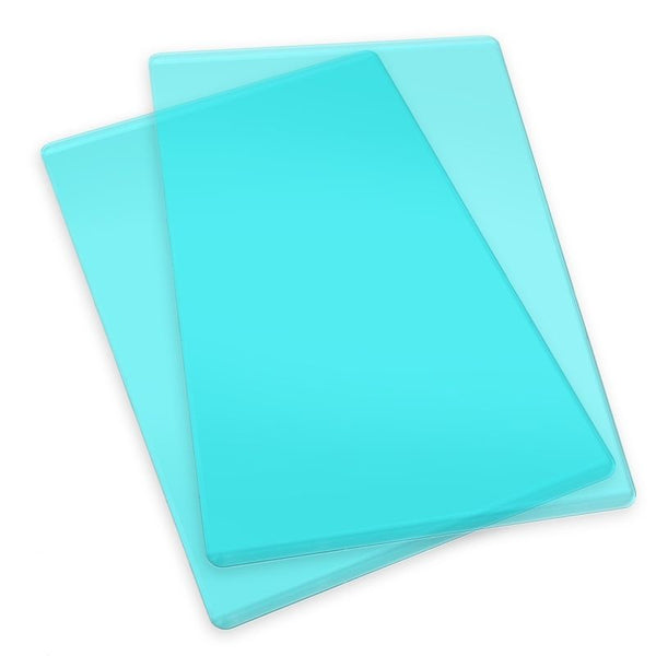 Sizzix Standard Cutting Pads (1 Pair) - Mint