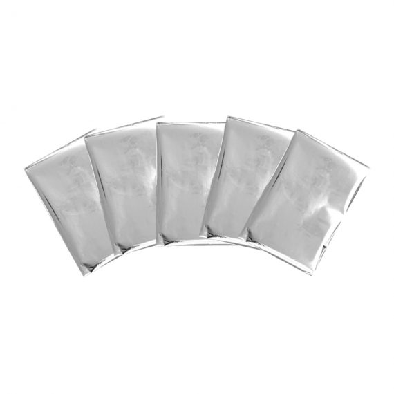 We R MemoryKeepers Foil Quill - 4 x 6 Foil Pack Silver Swan