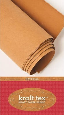 Kraft Tex Natural - 19 inch x 1 yard Roll