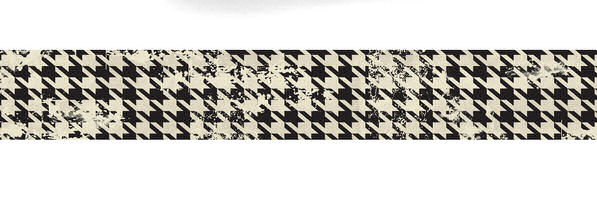Bazzill Antique Paper Tape - Houndstooth