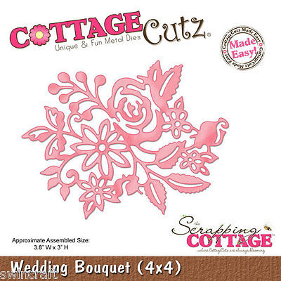 Cottage Cutz - Wedding Bouquet