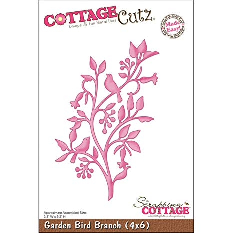 Cottage Cutz - Garden Bird Branch