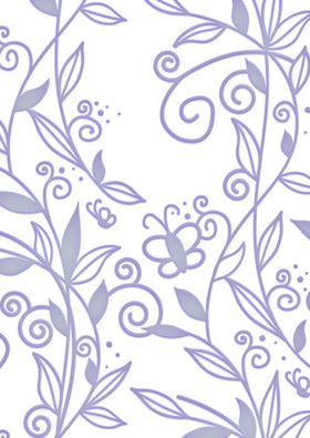 Couture Creations 5 x 7 Embossing Folder - One World