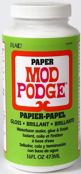 Mod Podge Paper - Gloss 16oz