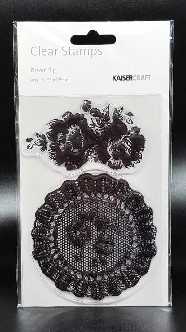 KAISERCRAFT - Dream Big Stamp Set