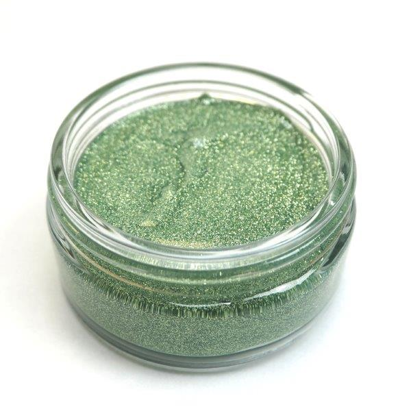 Cosmic Shimmer Glitter Kiss - Sea Green