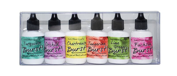 Ken Oliver Burst Collection - Caribbean Brights