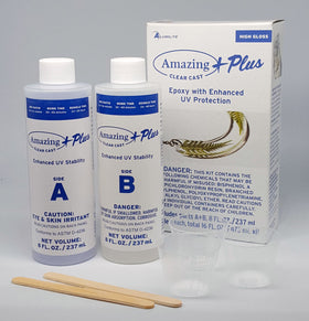 Amazing Clear Cast PLUS Resin Kit - 16oz
