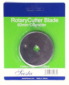 60mm Rotary Cutter Spare Blade