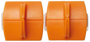 Fiskars Paper Trimmer Replacement Blades x 2 (Titanium Coated)