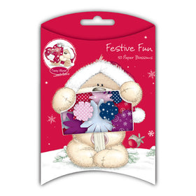 Fizzy Moon Festive Fun Paper Blossoms