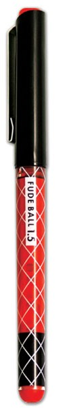 Ranger Fude Ball 1.5 Red Pen