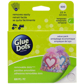 Glue Dots Value Pack - Removable