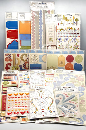 Brenda's BIG Embellishments Bundle #2