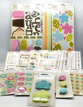 Brenda's BIG Embellishments Bundle #3