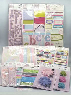 Brenda's BIG Embellishments Bundle #4