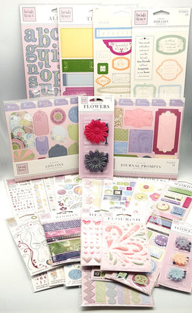 Brenda's BIG Embellishments Bundle #1