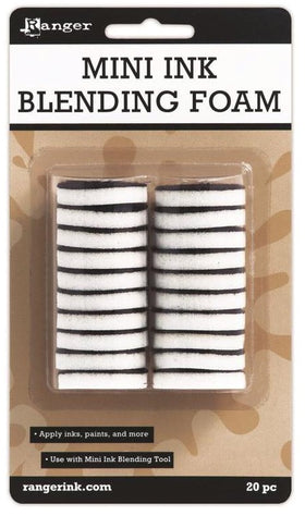 Tim Holtz Mini Ink Blending Tool Replacement Foam Pads