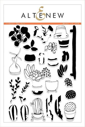 Altenew Indoor Garden Stamp Set