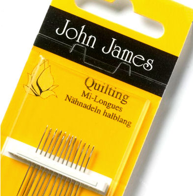John James Needles - Mixed Sizes 3 - 9
