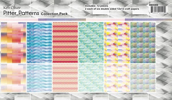 Ken Oliver Pitter Patterns Collection Pack