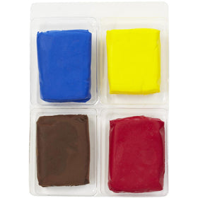 Martha Stewart Crafter's Clay - Basic Colours Set