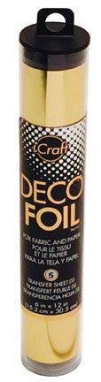 iCraft Deco Foil - Gold