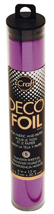iCraft Deco Foil - Purple