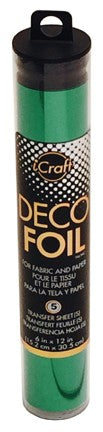 iCraft Deco Foil - Green