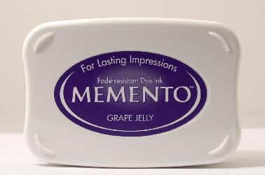 Memento Ink Pad - Grape Jelly