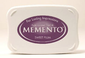 Memento Ink Pad - Sweet Plum
