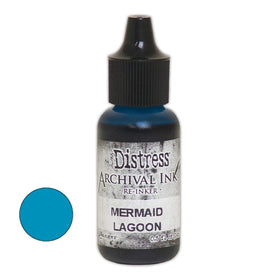 Tim Holtz Distress Archival Re-inker - Mermaid Lagoon