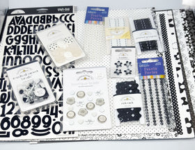Brenda's BIG Monochrome Doodlebug Bundle