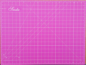 Pink A4 Cutting Mat