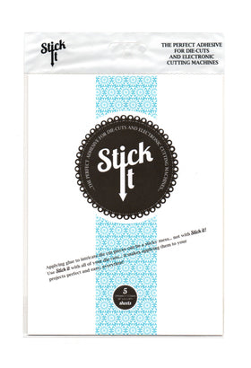 Stick It Die-Cut Adhesive - Handy Sheets