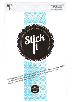 Stick It Die-Cut Adhesive - Large Sheets