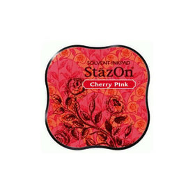 StazOn Midi Ink Pad - Cherry Pink