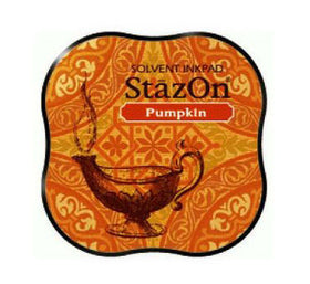 StazOn Midi Ink Pad - Pumpkin