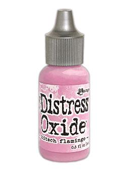 Tim Holtz Distress Oxide Reinker - Kitsch Flamingo