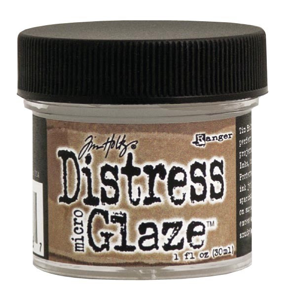 Tim Holtz Distress Micro Glaze - 1oz