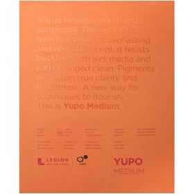 Yupo Paper - White 11 x 14 inches