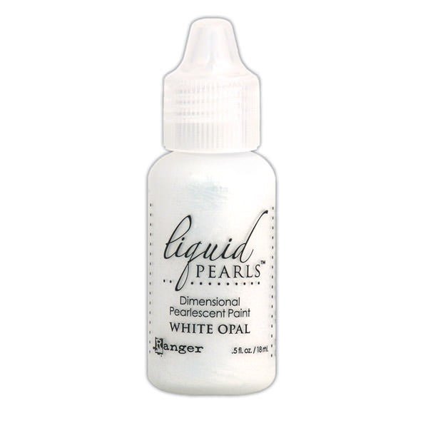 Ranger Liquid Pearls - White Opal