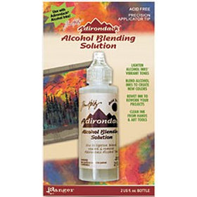 Adirondack Alcohol Ink - Blending Solution