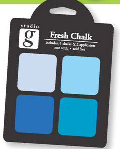 Studio G Fresh Chalk - Cool Tones
