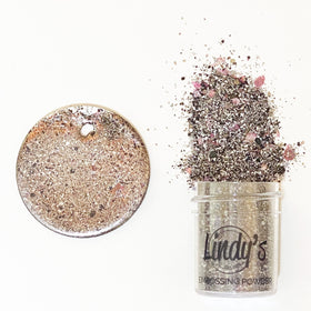 Lindy's Stamp Gang 2-Tone Embossing Powder - That's Marble-ous