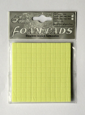 Double Sided 3D Foam Pads - Large
