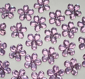Flower Crystals - Lilac