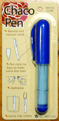 Chaco Chalk Pen - Blue