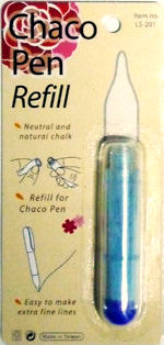 Chaco Chalk Pen Refill - Blue