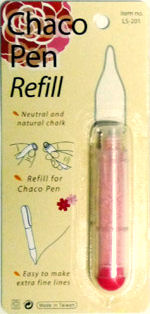 Chaco Chalk Pen Refill - Red